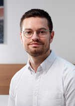 Jonathan Price, Grants Manager