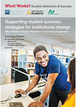 What Works? Student Retention and Success (summary)