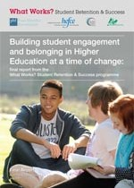 What Works? Student Retention & Success – Final Report