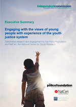 Engaging with the views of young people with experience of the youth justice system – Executive Summary