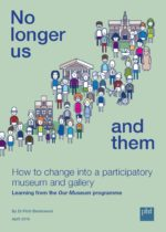 No longer us and Them – How to change into a participatory museum and gallery: Learning from the Our Museum programme