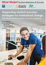 What Works? Student Retention and Success (full)