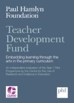 Teacher Development Fund – Year 1 Pilot Evaluation