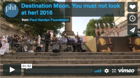 Destination Moon. You must not look at her! 2016