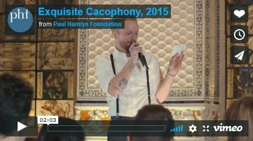 Exquisite Cacophony, 2015