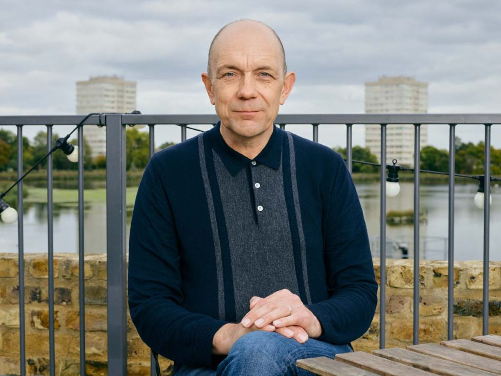 Image of Laurence Crane