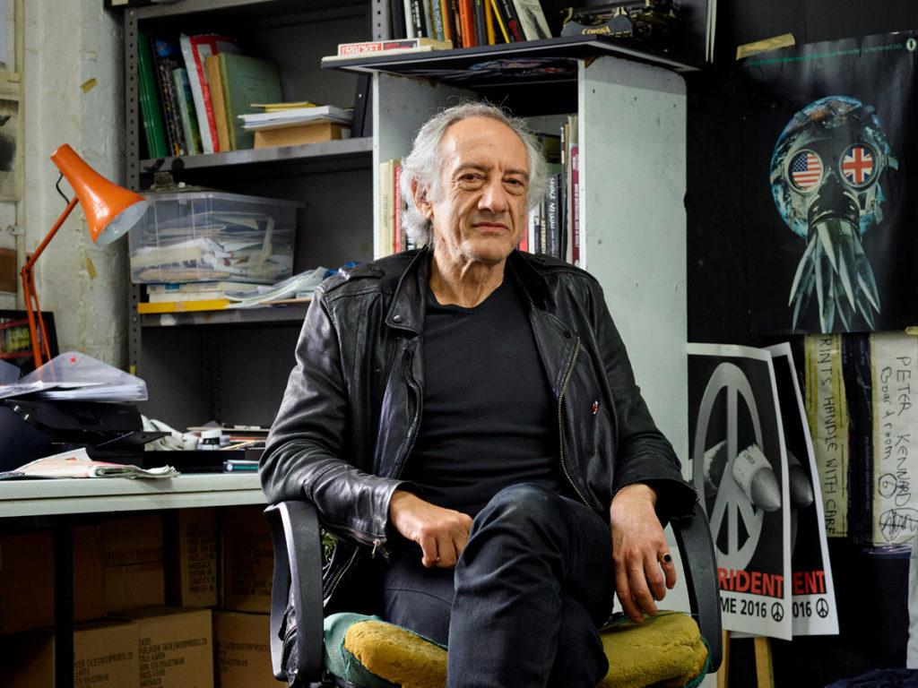Image of Peter Kennard