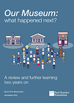Our Museum: what happened next? A review and further learning two years on