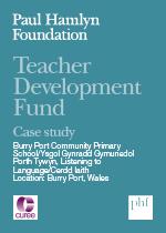 Case study: Burry Port Community Primary School/Ysgol Gynradd Gymunedol Porth Tywyn, Listening to Language/Cerdd laith (Burry Port, Wales)