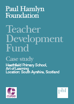 Case study: Heathfield Primary School, Art of Learning (South Ayrshire, Scotland)