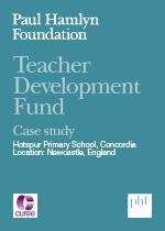 Case study: Hotspur Primary School, Concordia (Newcastle, England)