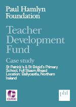 Case study: St Patrick's & St Brigid's Primary School, Full Steam Ahead (Ballycastle, Northern Ireland)