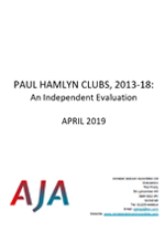 Paul Hamlyn Clubs 2013-18: An Independent Evaluation