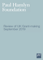 Review of UK Grant-making 2019