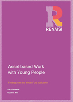 Asset-based work with young people: Findings from the Youth Fund evaluation